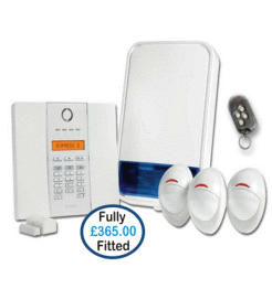 Wireless Alarms Installed In Bradford, Halifax, Leeds, Huddersfield & West Yorkshire